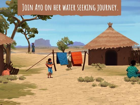 Ayo: A Rain Tale на iPad