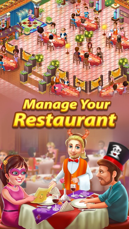 Star Chef: Cooking Game screenshot-0