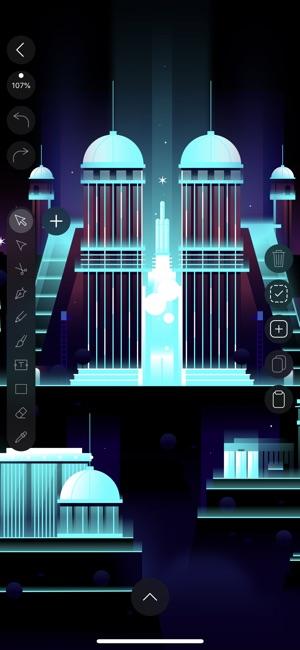Vectornator Screenshot
