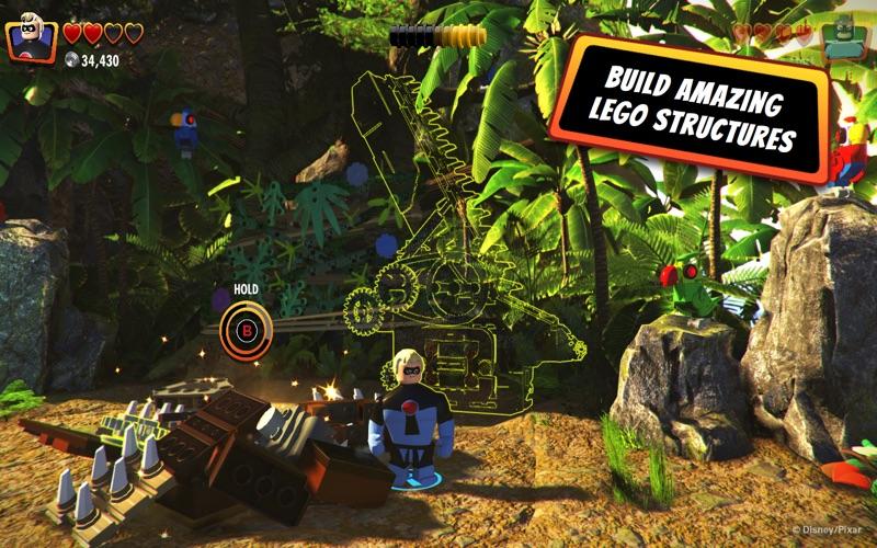 LEGO® The Incredibles screenshot 2