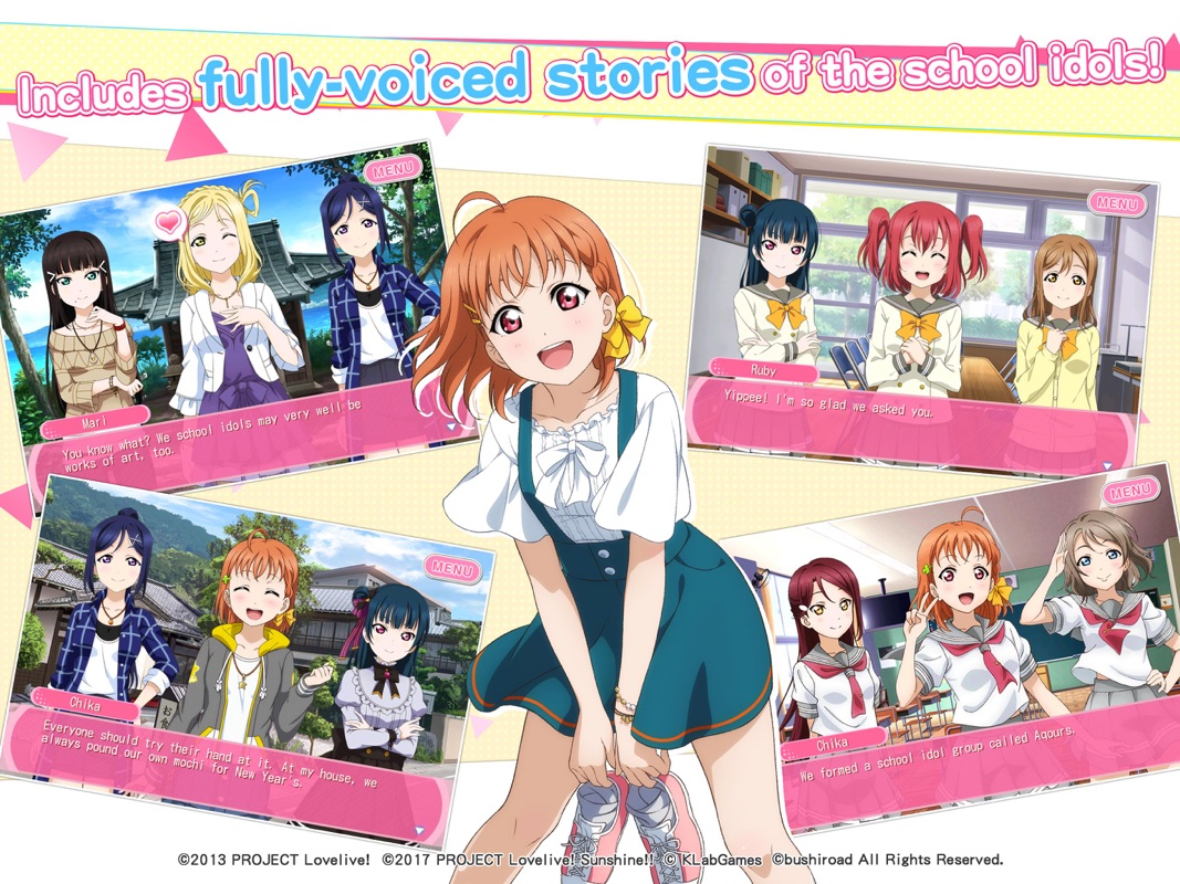 Love Live!School idol festival - Online Game Hack and Cheat