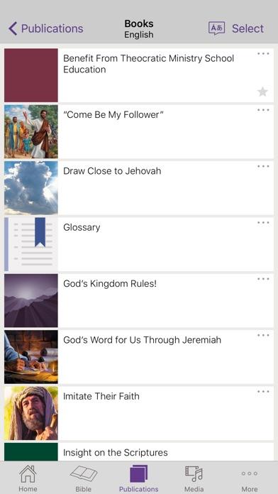 JW Libraryのスクリーンショット3