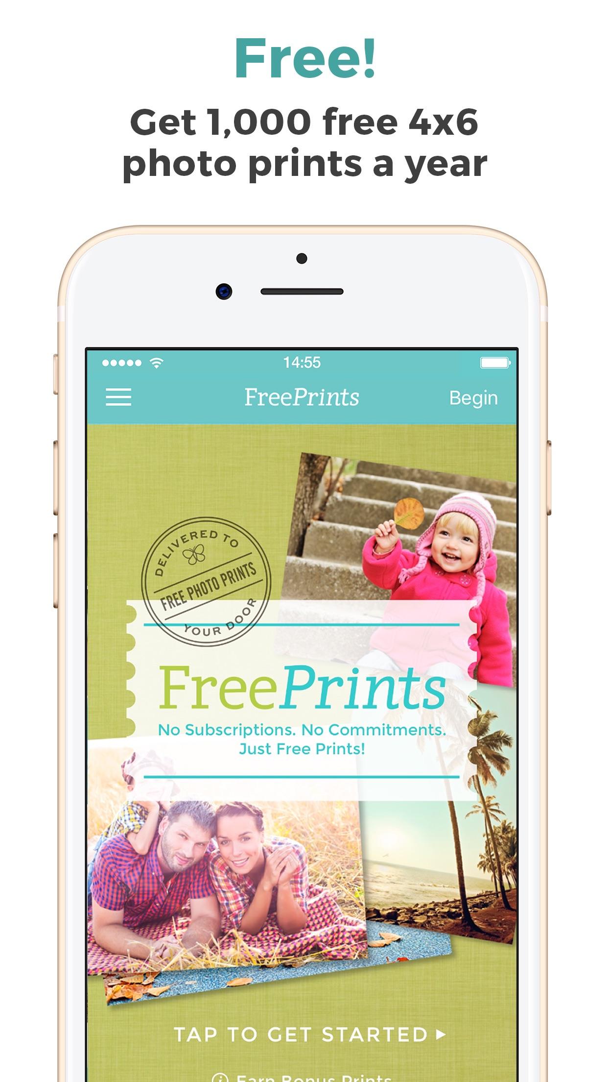FreePrints – Photos Delivered Screenshot