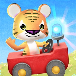 Little Tiger: Games for Kids