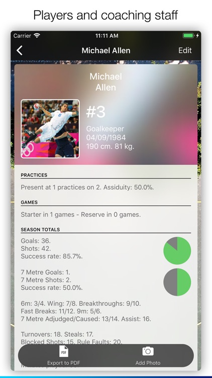 Assistant Coach Handball screenshot-3