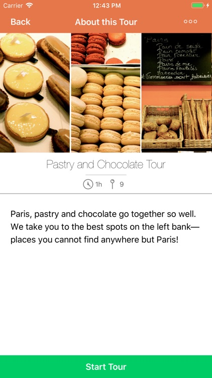 Paris Foodie Walks
