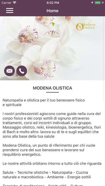 Modena Olistica By J M S R L