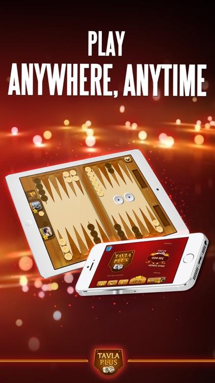 Backgammon Plus! screenshot-4