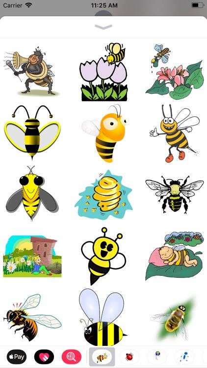 Honeybee Sticker Pack