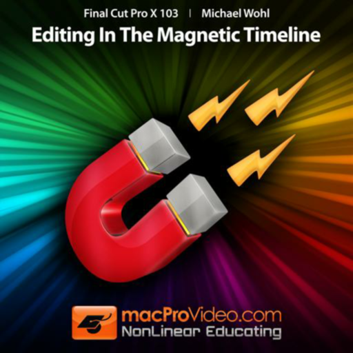 Edit In The Magnetic Timeline