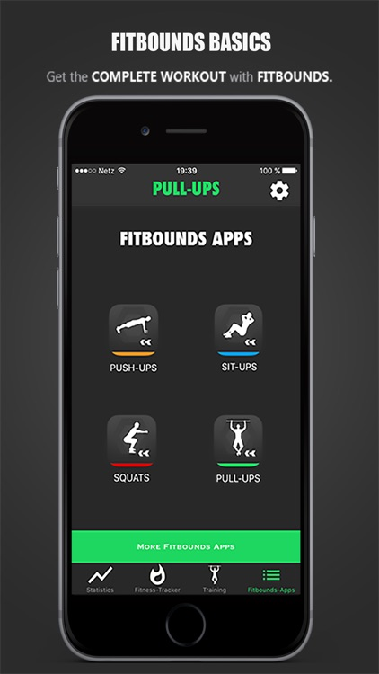 Fitbounds Pull-Ups Trainer screenshot-4