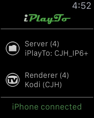 iPlayTo - Media Cast Screenshot
