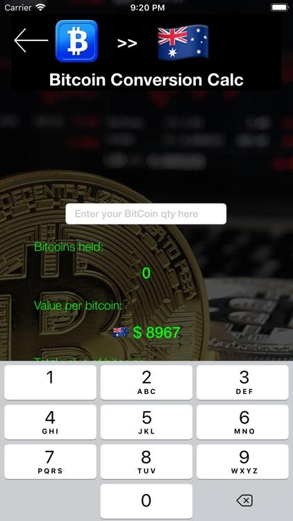 BitCoin X Mon screenshot-5