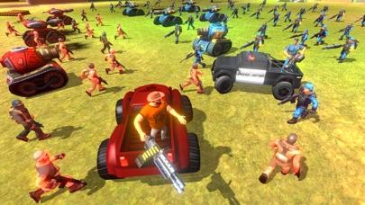 US Police Battle Simulator screenshot four