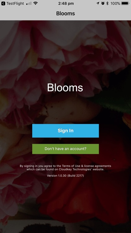Blooms screenshot-0