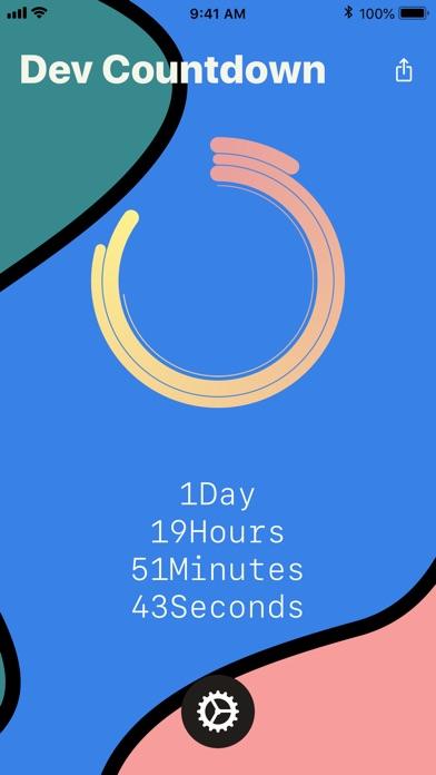 Countdown per gli Sviluppatori