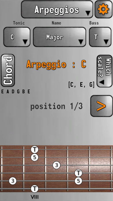 Guitare screenshot three