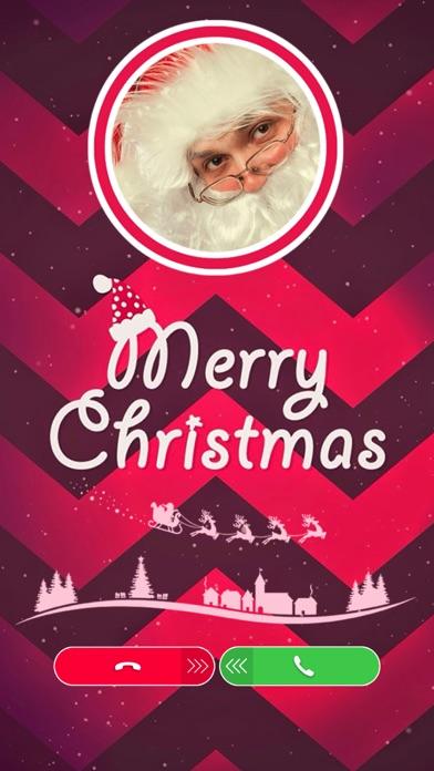 Fake Call From Santa Claus Screenshot on iOS