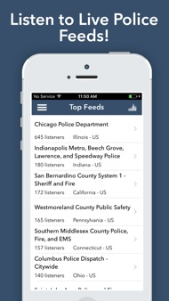Police Scanner ⁺ iphone images
