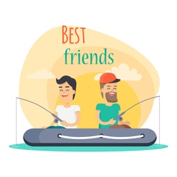 Friends Forever Stickers Pack