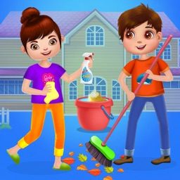 Fix It Kids - House Cleaning