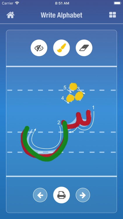 Arabic Alphabet screenshot-1