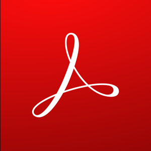 Adobe Acrobat Reader Business app