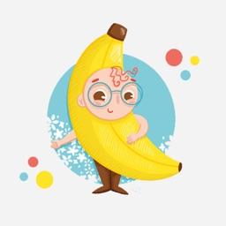 Banana Emojis