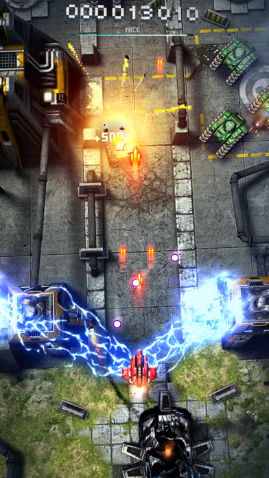 Screenshot of Sky Force 20142