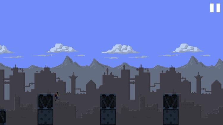 Pixel Runner - Running Man screenshot-3