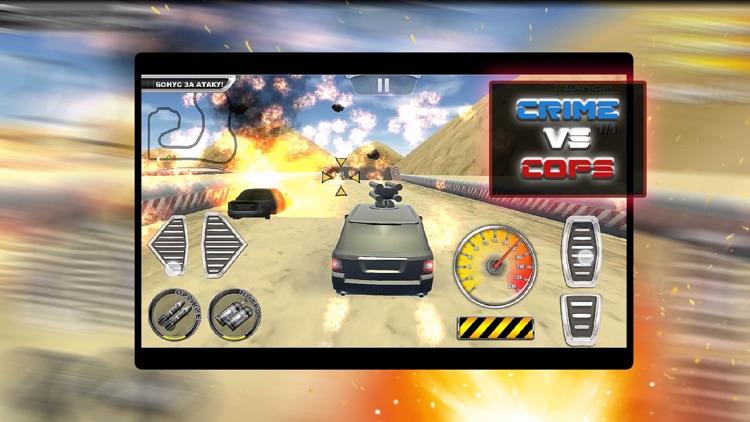 Crime vs Police - Racing 3D