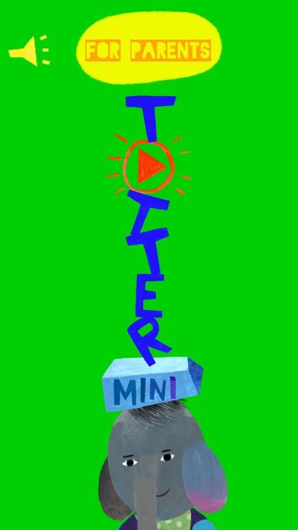 Totter Mini Game