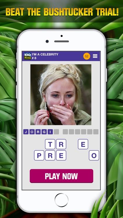 100 PICS I'm A Celebrity Quiz screenshot-5
