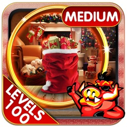 Christmas Day Hidden Objects