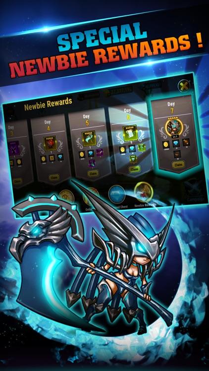 God of Era: Epic Heroes War screenshot-4