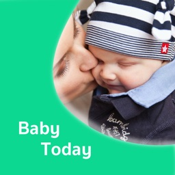 Baby Today Feed & Age Tracker