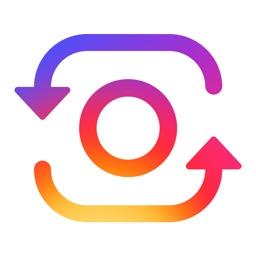 Repost for Instagram Videos