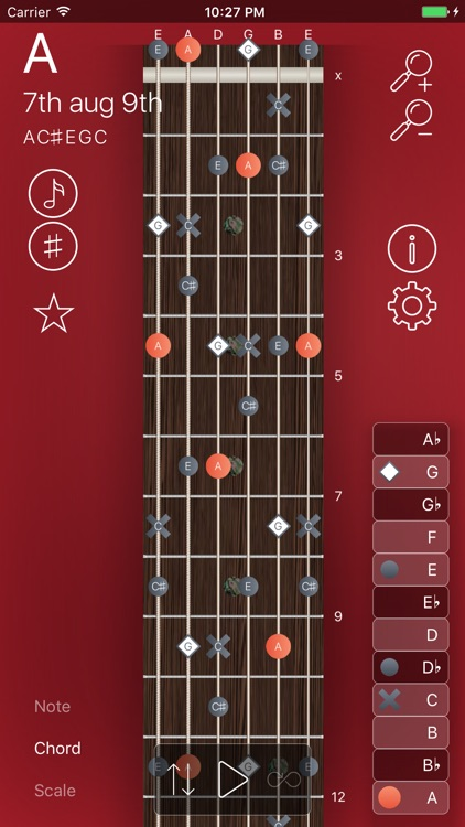 FretBoard - Chords & Scales screenshot-1