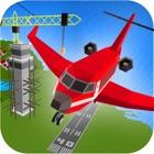 Airport Construction Crane Sim