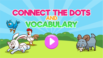 connect the dots & vocabulary