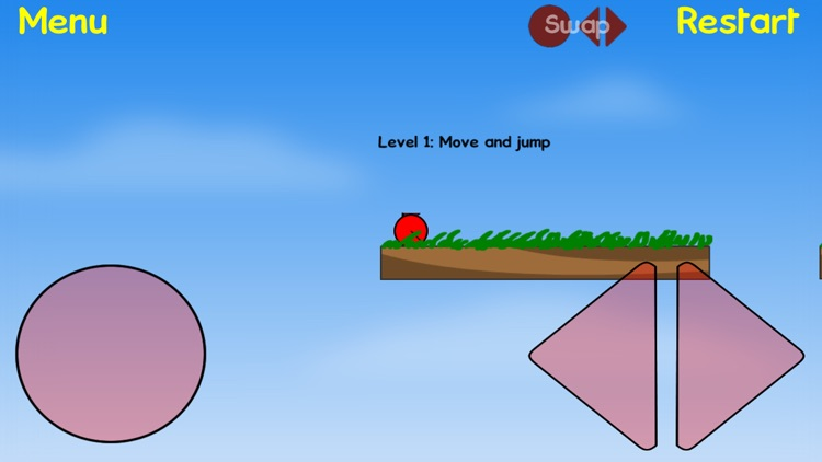 Red Ball screenshot-1