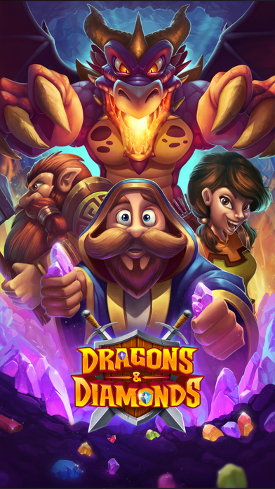 Dragons & Diamonds screenshot 1