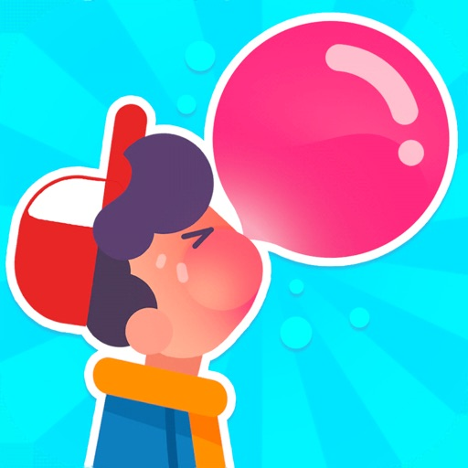 Bubblegum Hero free software for iPhone and iPad