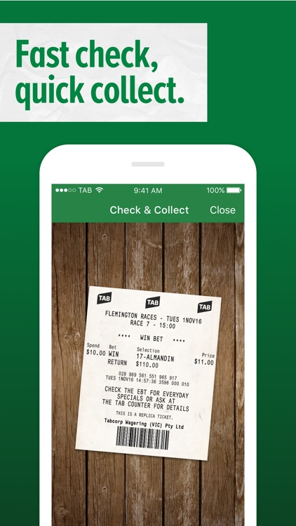 TAB – Racing & Sports Betting screenshot-3