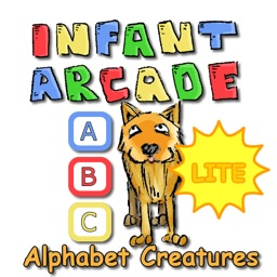 Infant Arcade: Alphabet Creatures LITE