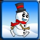 Snowman frosty navidad aventura juego canal icon