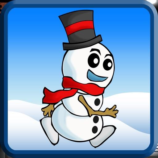 Snow-man Frosty Christmas Adventure Runner
