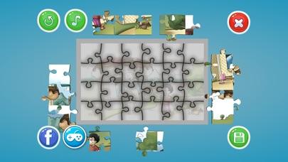 Barambino Puzzle screenshot