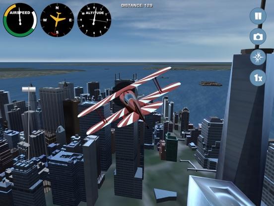 Полеты на самолете по миру на iPad