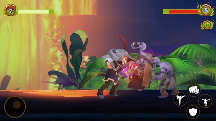 Street fight 3d: Super warrior
